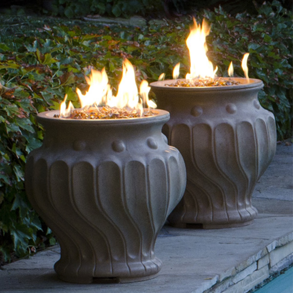 Fire Urns Family Image