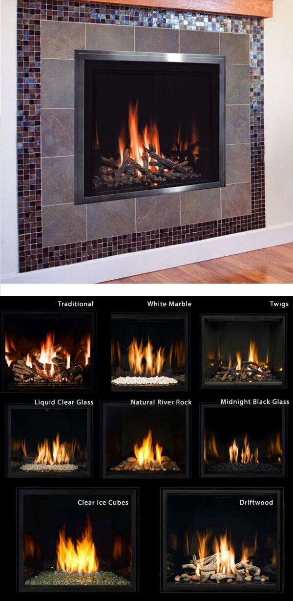 About Gas Fireplaces Visual List Item Image