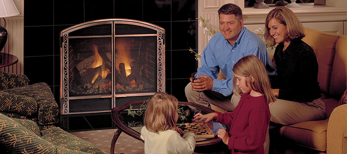 Fireplaces, Stoves & Inserts Family Image