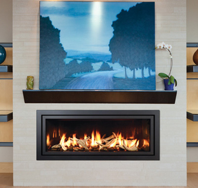 Mendota Fullview Linear Gas Fireplace