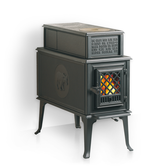 Jøtul F 118 CB Black Bear Wood Stove
