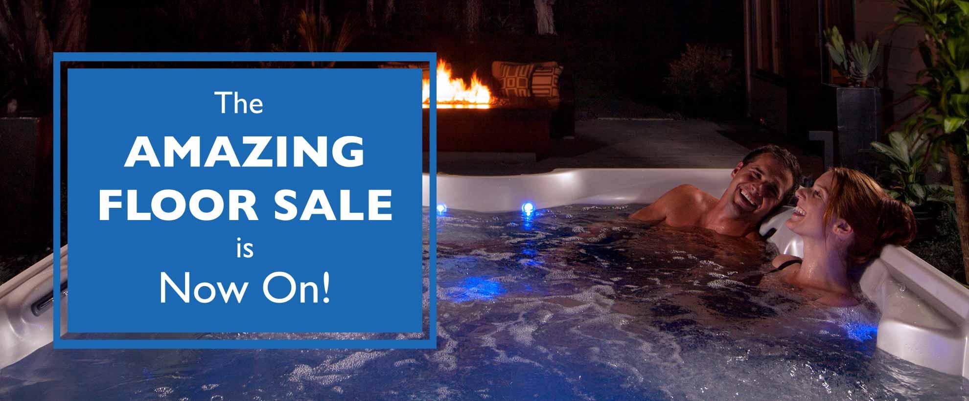 The Amazing Floor Model Sale